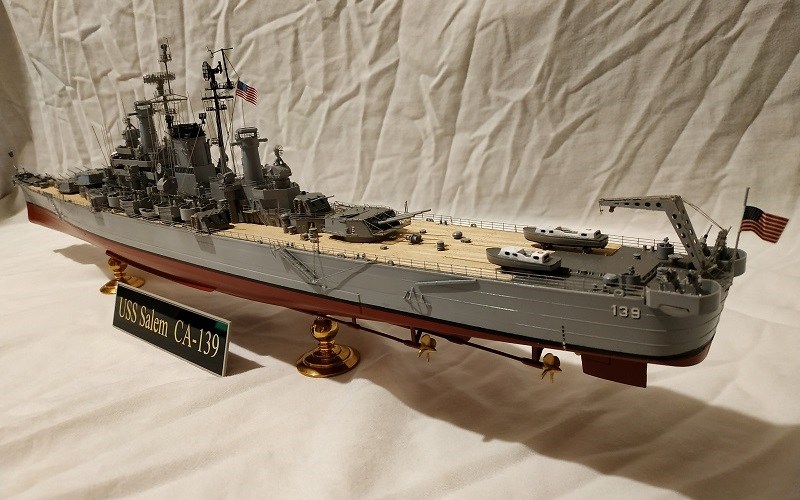 USS Salem CA-139 Heavy Cruiser 1/350 Img_2770