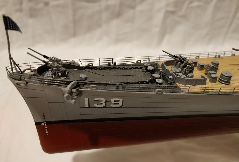 USS Salem CA-139 Heavy Cruiser 1/350 Img_2772