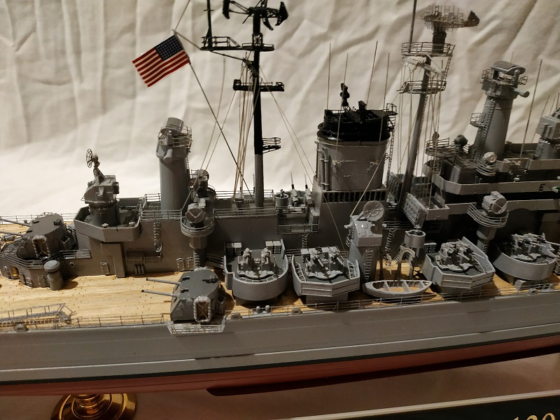 USS Salem CA-139 Heavy Cruiser 1/350 Img_2781