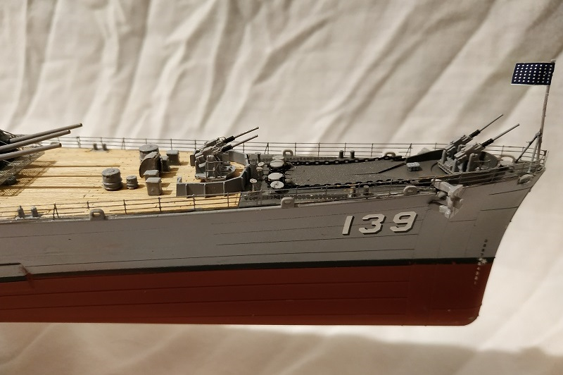 USS Salem CA-139 Heavy Cruiser 1/350 Img_2785