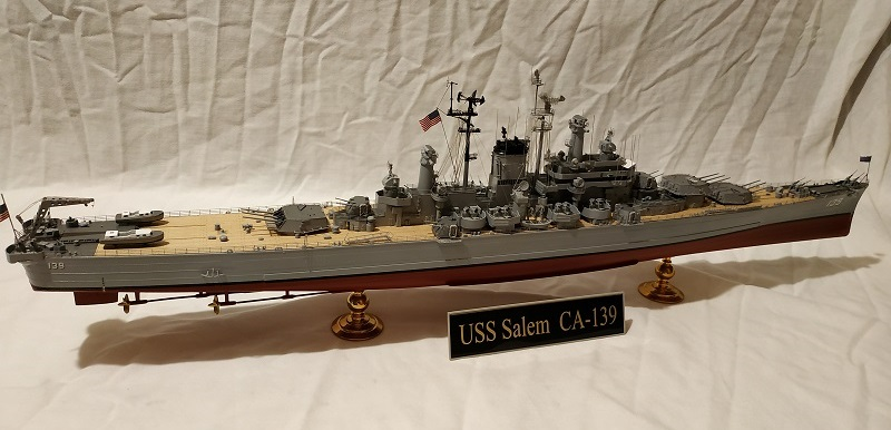 USS Salem CA-139 Heavy Cruiser 1/350 Img_2786