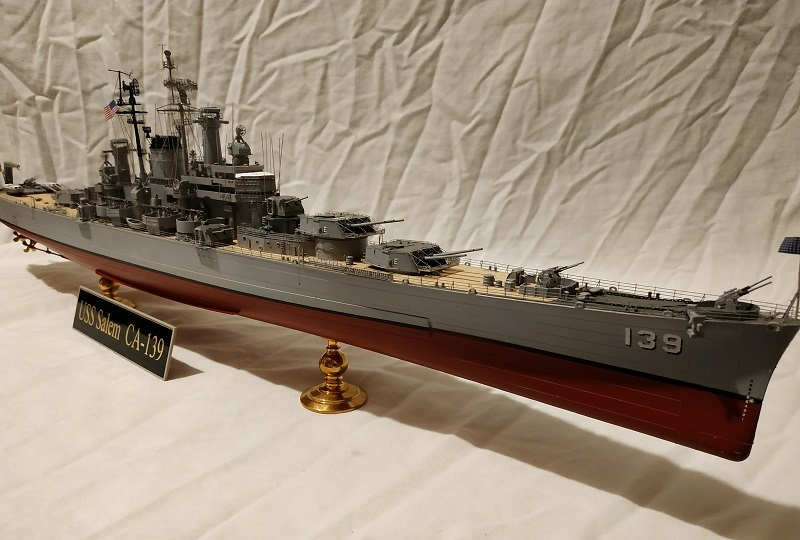 USS Salem CA-139 Heavy Cruiser 1/350 Img_2788