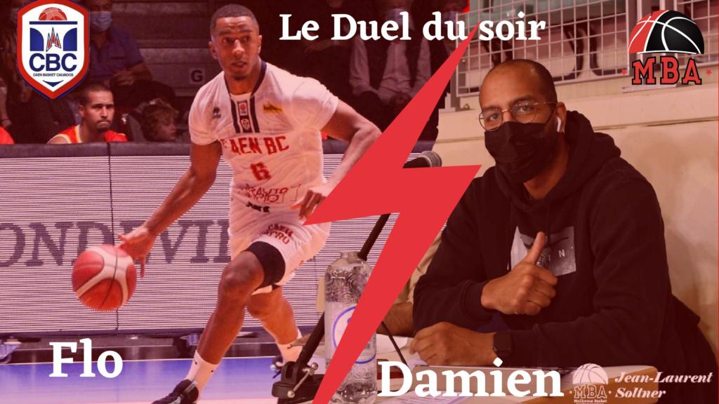 [J.26] Mulhouse BA (6ème) - Caen Basket Calvados (1er) : 77 - 87 E68cf510