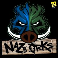 Logos de la saison 10 Nazbor10