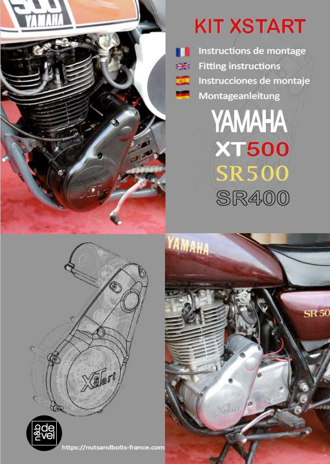 Starter kit 500 XT New...... 16-06-11