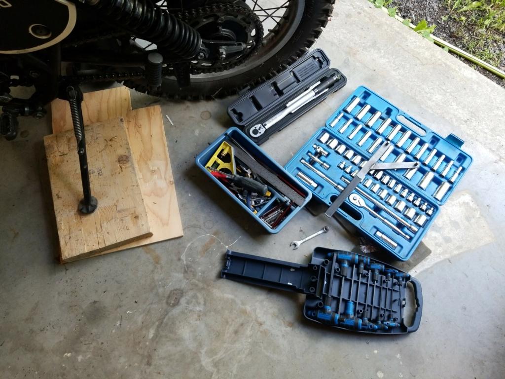 Starter kit 500 XT New...... Img_2028