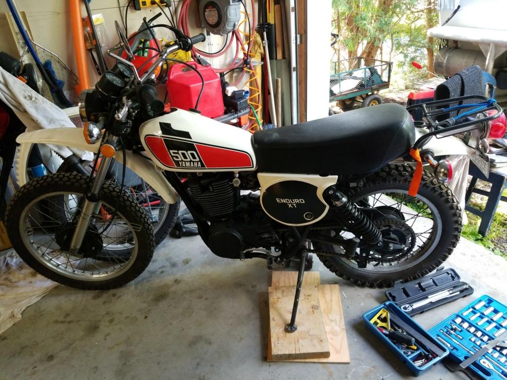 Starter kit 500 XT New...... Img_2029