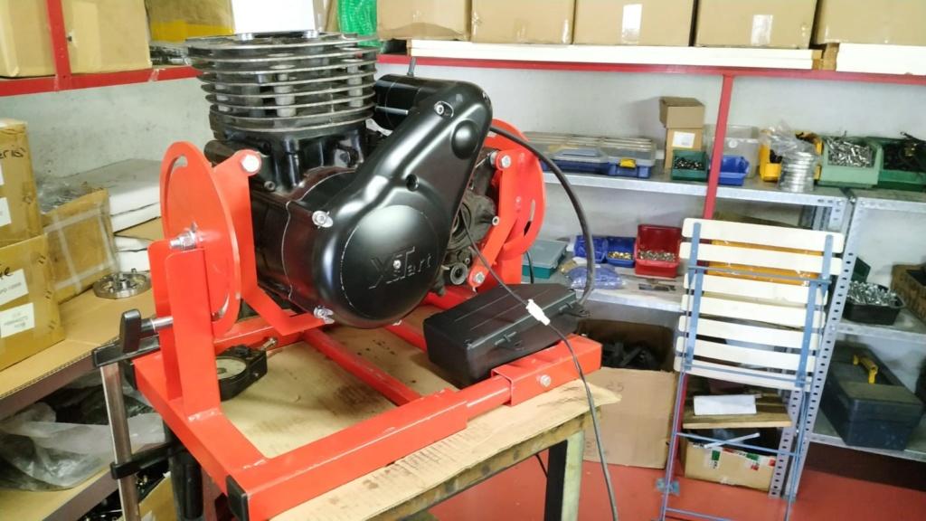 Starter kit 500 XT New...... Test_k10