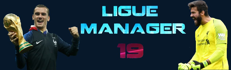 Ligue Manager - Fifa 19 - PS4