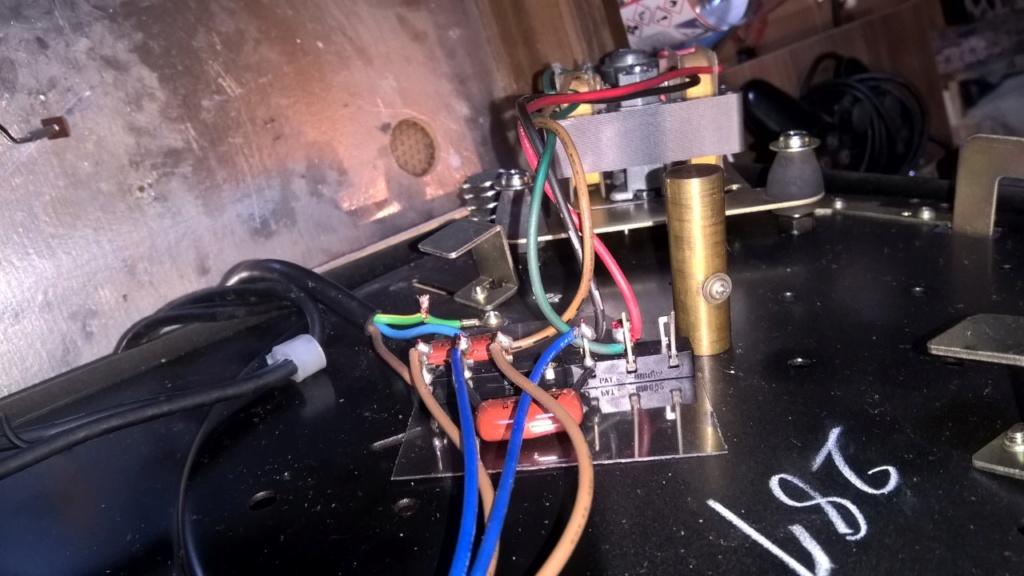 Pioneer pl 12 D II: motore si surriscalda Thumbn13