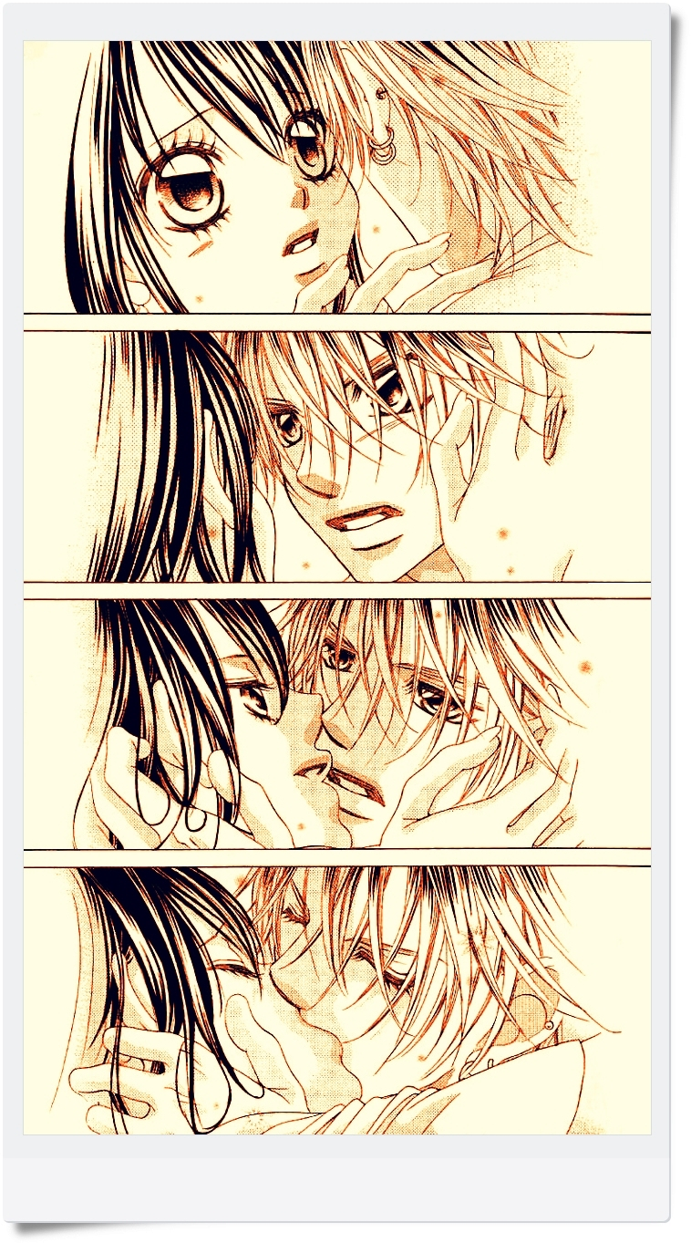 Hit or Miss? Version manga - animé - Page 3 Bokuki11