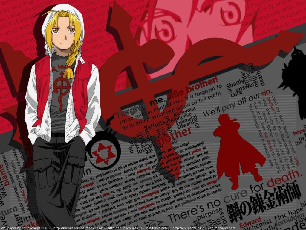 Hit or Miss? Version manga - animé - Page 30 Edward14