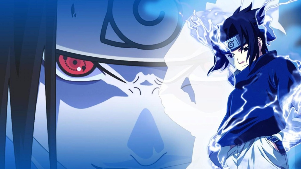 Hit or Miss? Version manga - animé - Page 33 Sasuke14