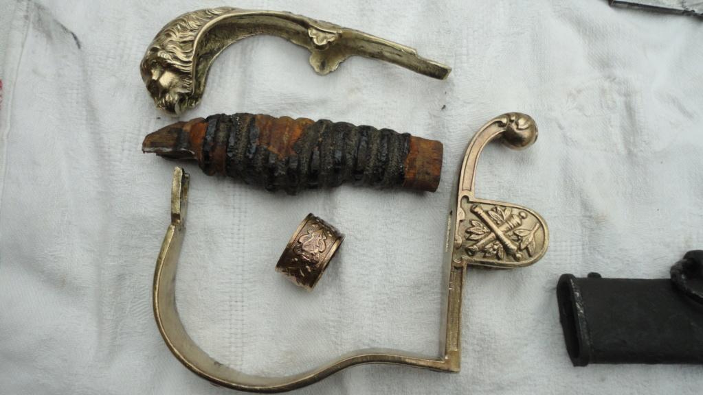Sabre prussien d'artillerie du fabricant Clemen et Jung de Solingen 85_sab11