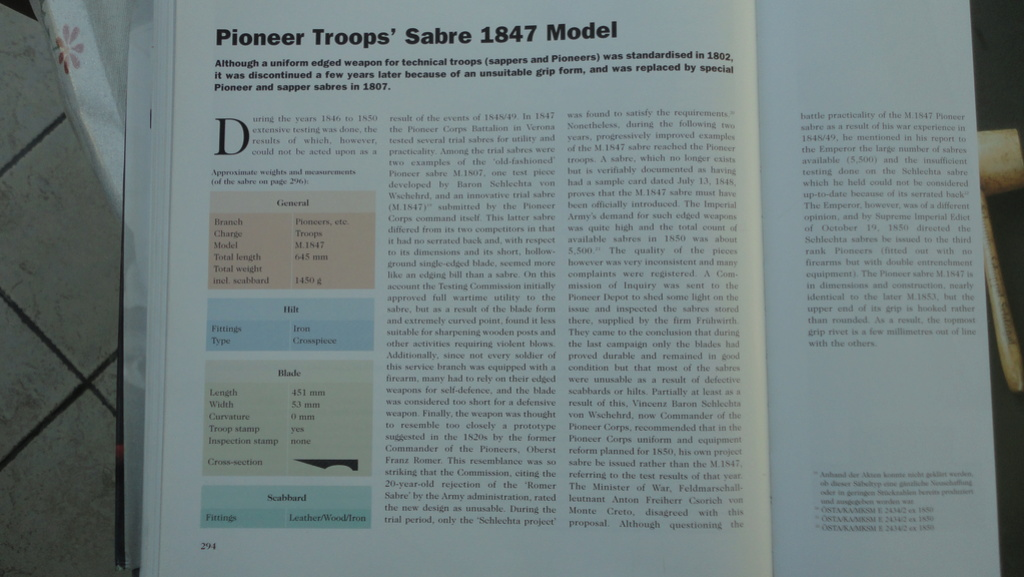 Glaives autrichien modèle 1853 Dsc05927