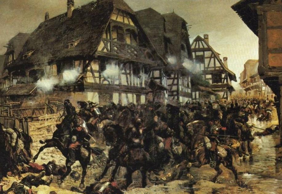 """Il y a 150 ans, 1870, une guerre """"oubliée"""" ! 1870_610"""