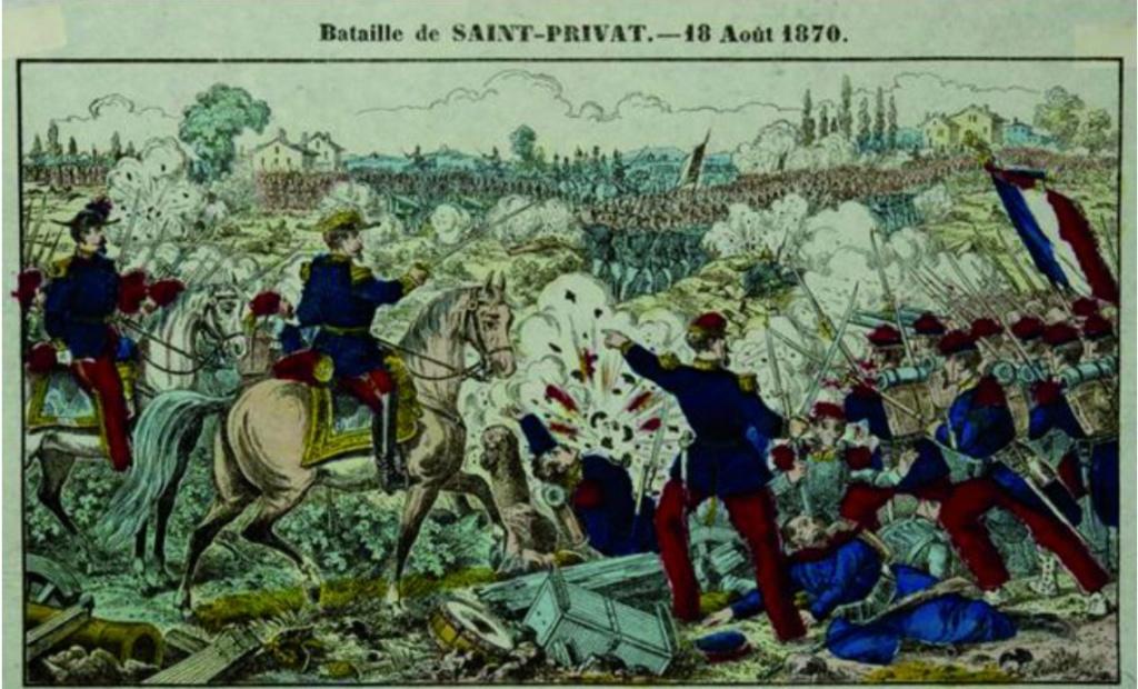 """Il y a 150 ans, 1870, une guerre """"oubliée"""" ! 1970_110"""