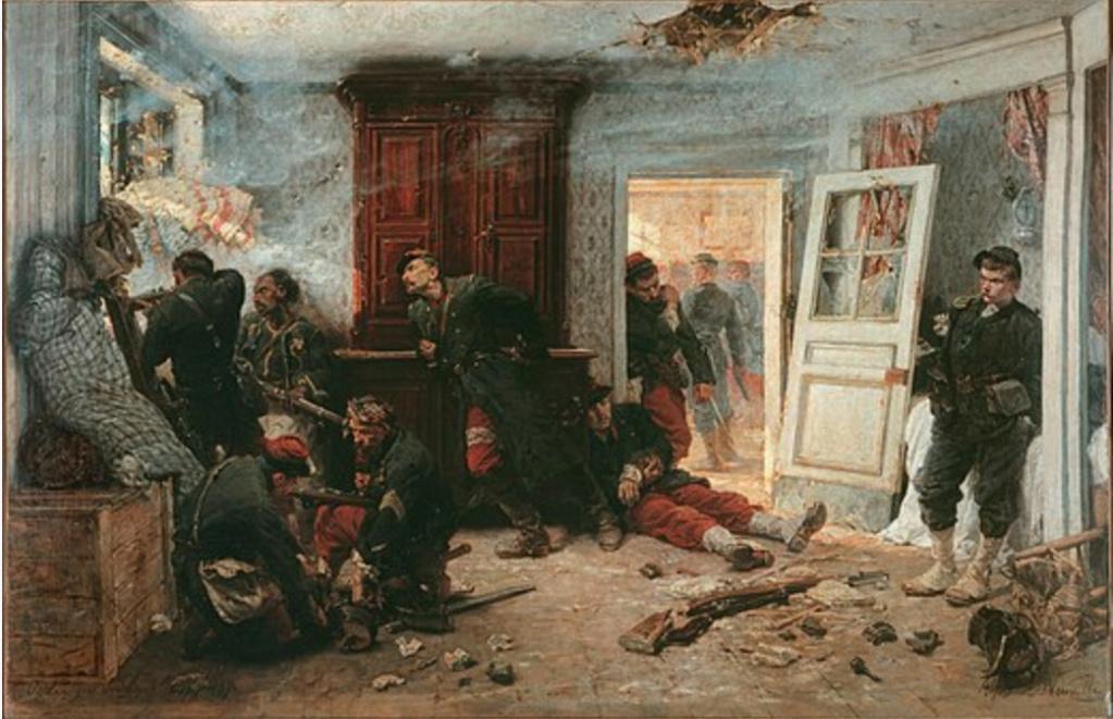 """Il y a 150 ans, 1870, une guerre """"oubliée"""" ! 1970_111"""