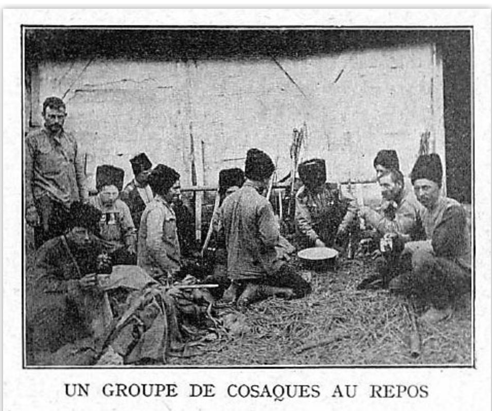 Photos inédites de la grande guerre. 211