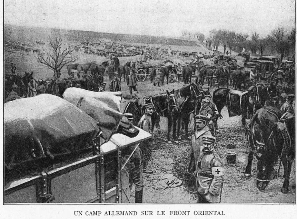 Photos inédites de la grande guerre. 411