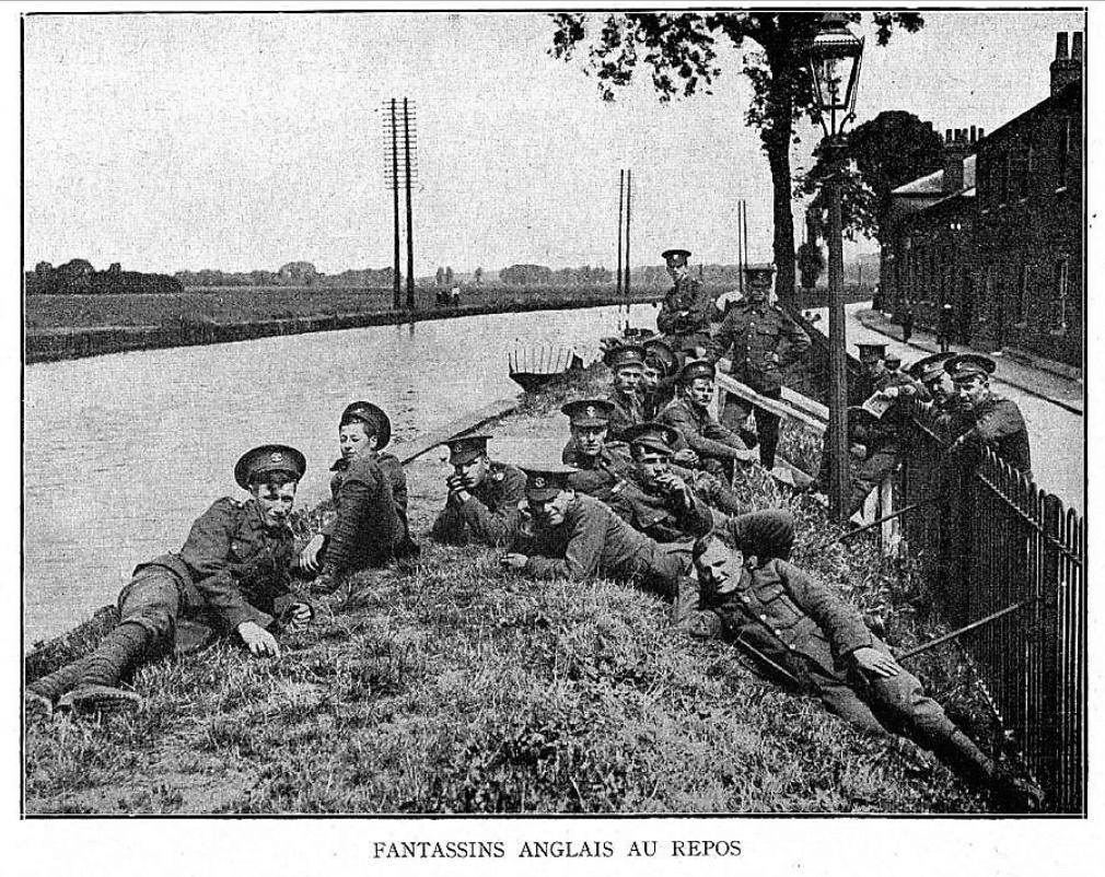 Photos inédites de la grande guerre. 4fanta10