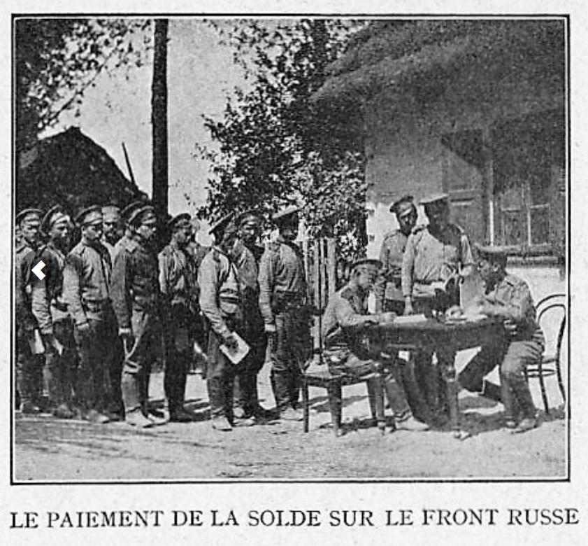 Photos inédites de la grande guerre. 710