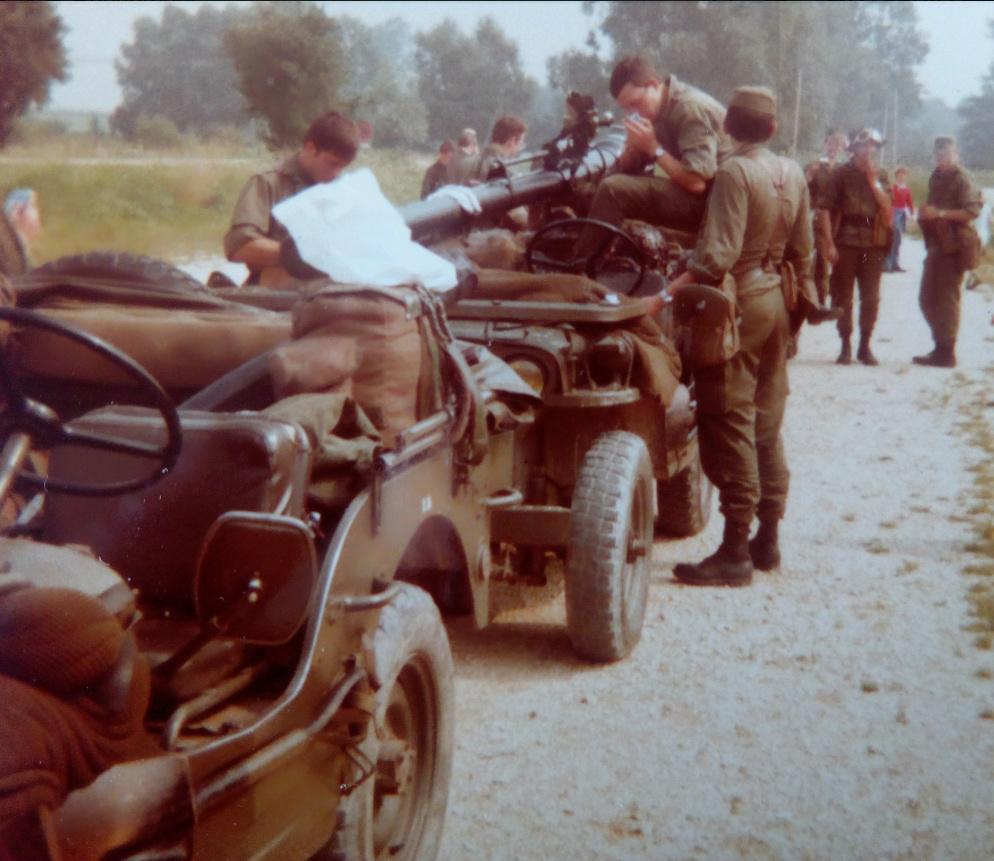 Compagnie d'Eclairage de Brigade. Ceb110