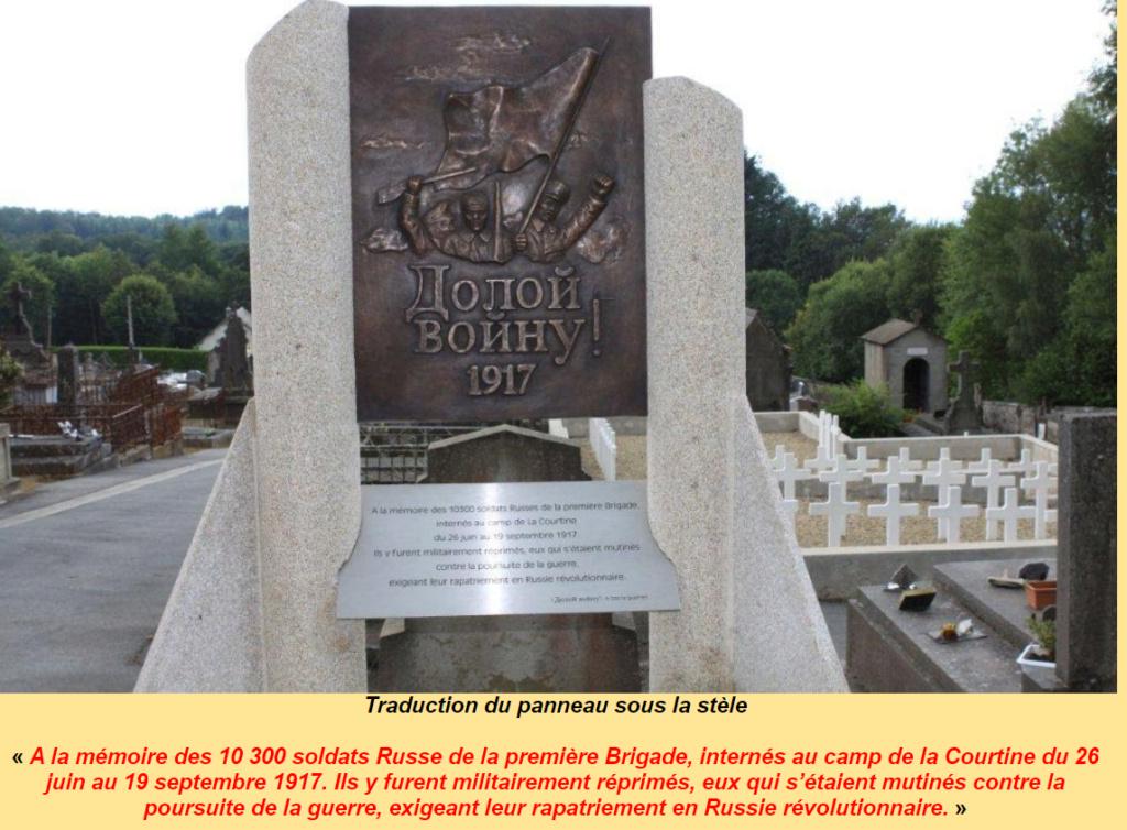 16 septembre 1917 il y a 103 ans, les mutins de La Courtine! Court10
