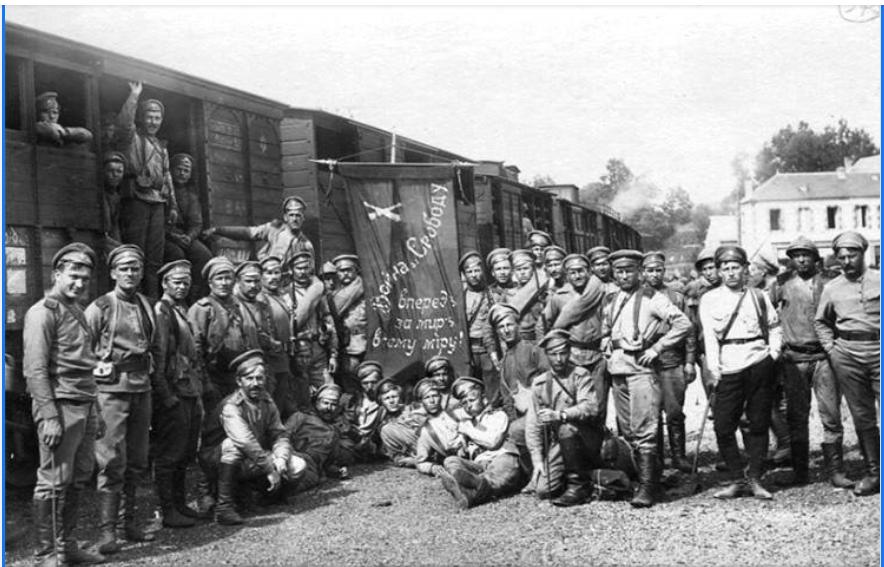 16 septembre 1917 il y a 103 ans, les mutins de La Courtine! Court112