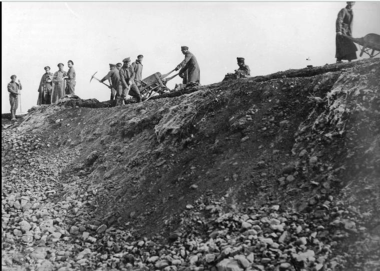 16 septembre 1917 il y a 103 ans, les mutins de La Courtine! Court118