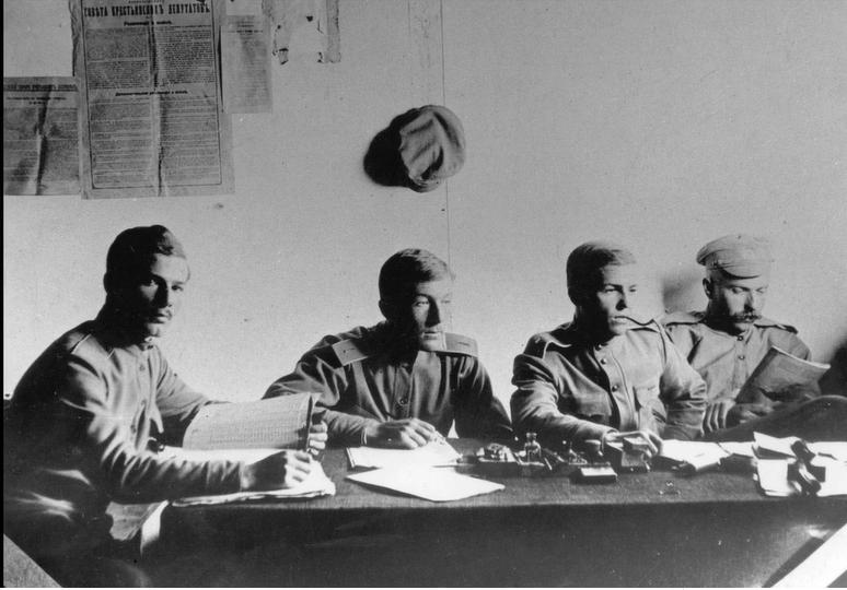 16 septembre 1917 il y a 103 ans, les mutins de La Courtine! Court120
