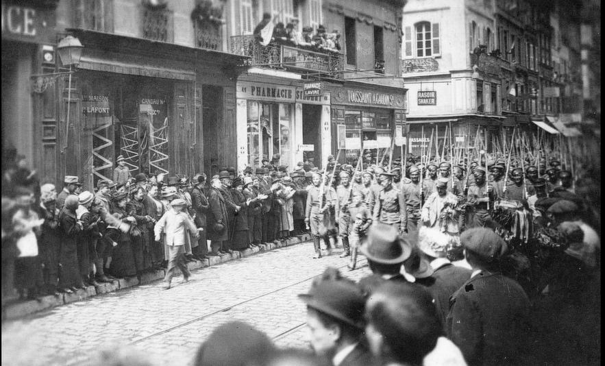 16 septembre 1917 il y a 103 ans, les mutins de La Courtine! Court510