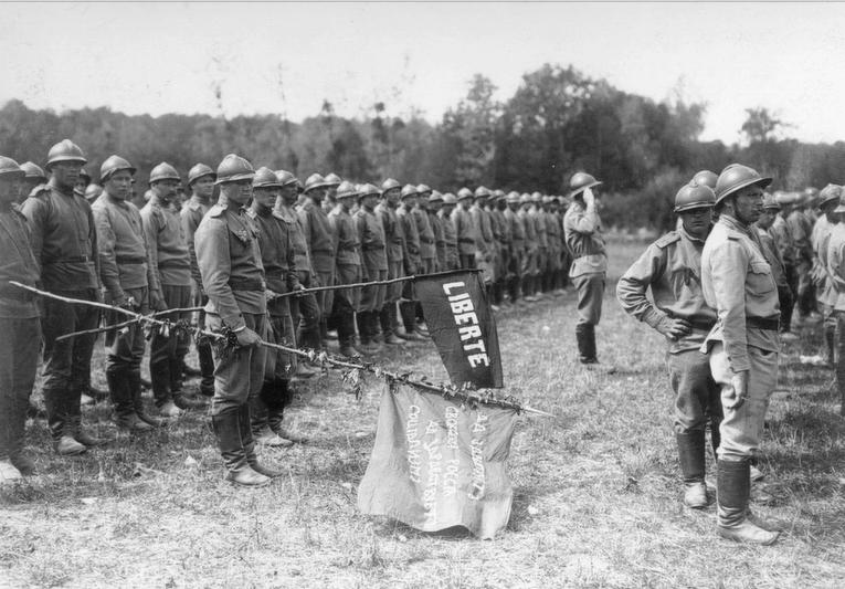 16 septembre 1917 il y a 103 ans, les mutins de La Courtine! Court810