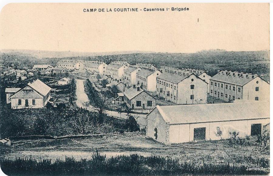 16 septembre 1917 il y a 103 ans, les mutins de La Courtine! Court910