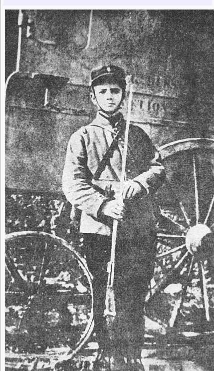 Les enfants-soldats de la Grande guerre. Db10