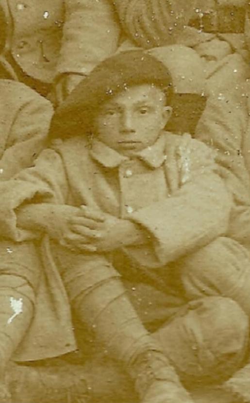 Les enfants-soldats de la Grande guerre. Enfant10