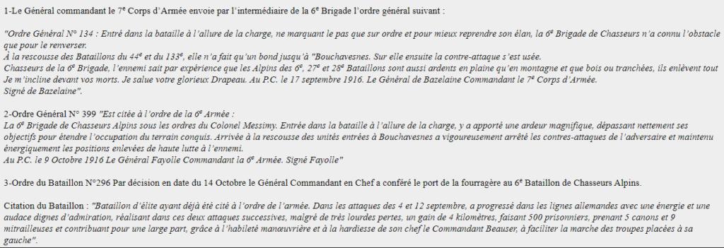 Georges Pageix Médecin-major au 46° et 6° BCA. Gp1810