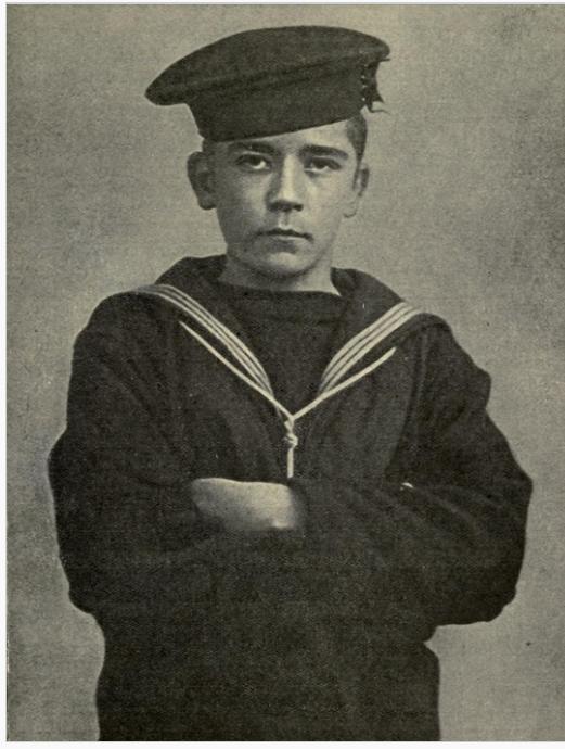 Les enfants-soldats de la Grande guerre. Jc10