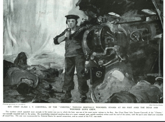 Les enfants-soldats de la Grande guerre. Jc210
