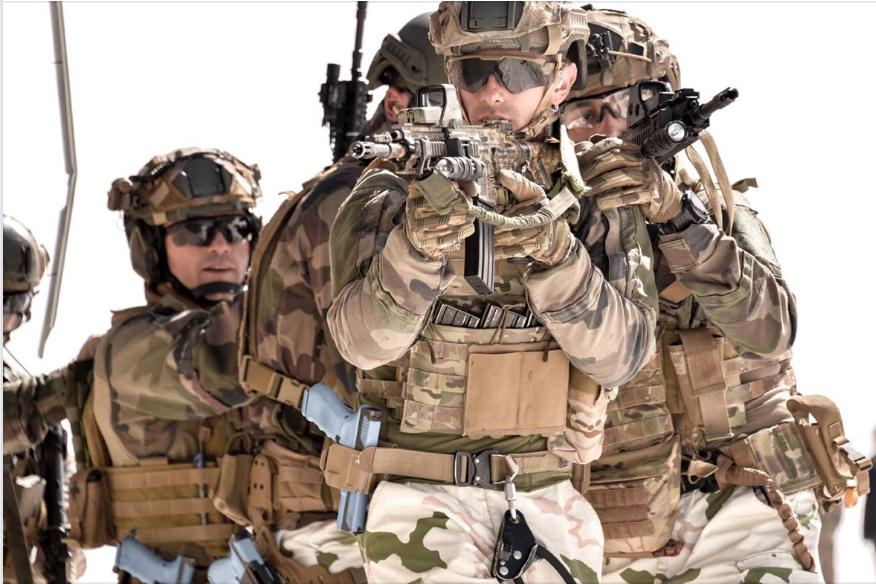 Qu'est-ce qui caractérise les troupes de montagne ? Tm10