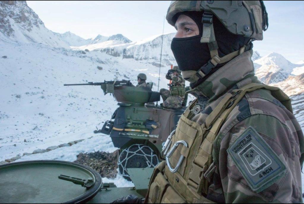 Qu'est-ce qui caractérise les troupes de montagne ? Tm1210