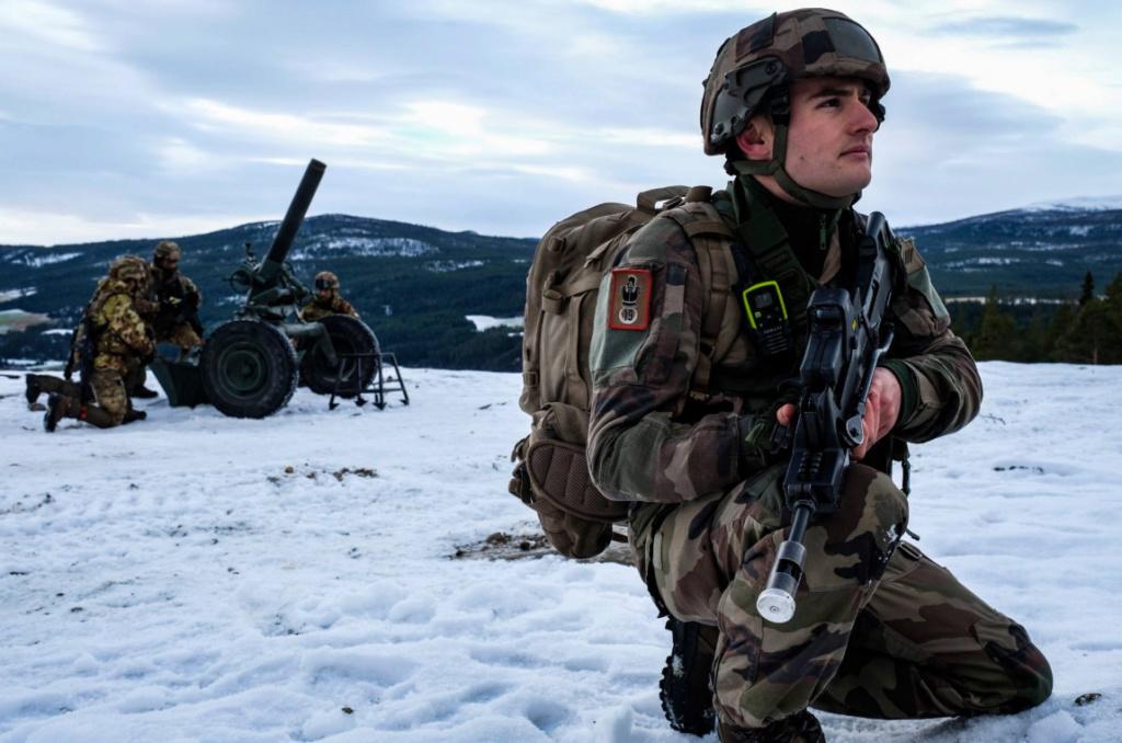 Qu'est-ce qui caractérise les troupes de montagne ? Tm1610