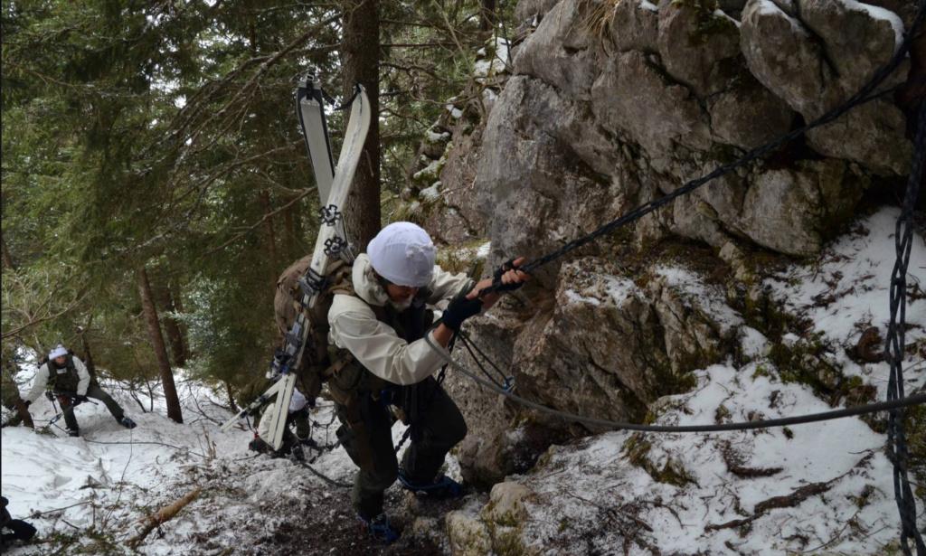 Qu'est-ce qui caractérise les troupes de montagne ? Tm511