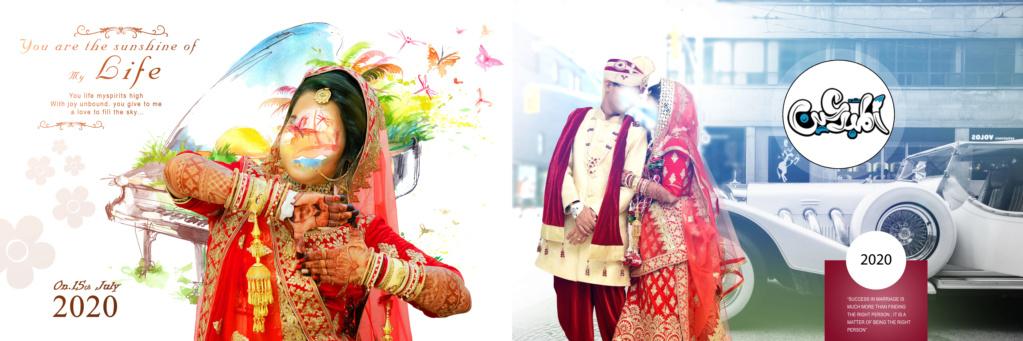 خلفية زفاف هندى 2020 psd New_we10