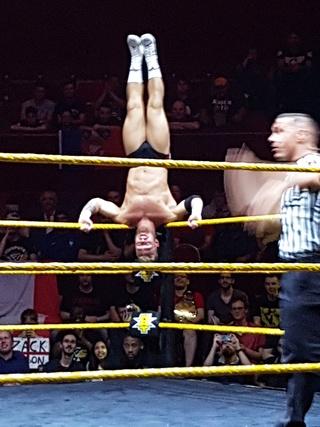 Photos live NXT Gentil11