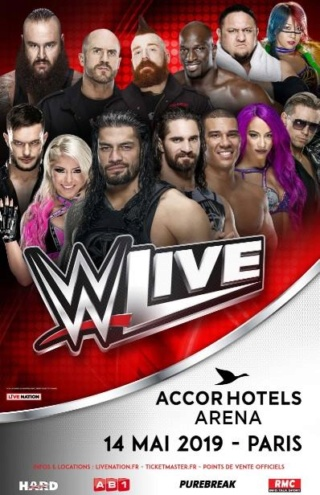Live Event WWE Paris 2019 Live_p12