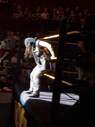 Photos live NXT Nikkie11