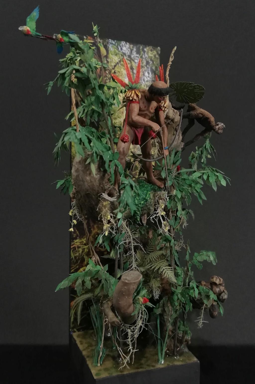 Indien Yanomani - Pièce terminée, dernières photos - Page 2 Amazo011