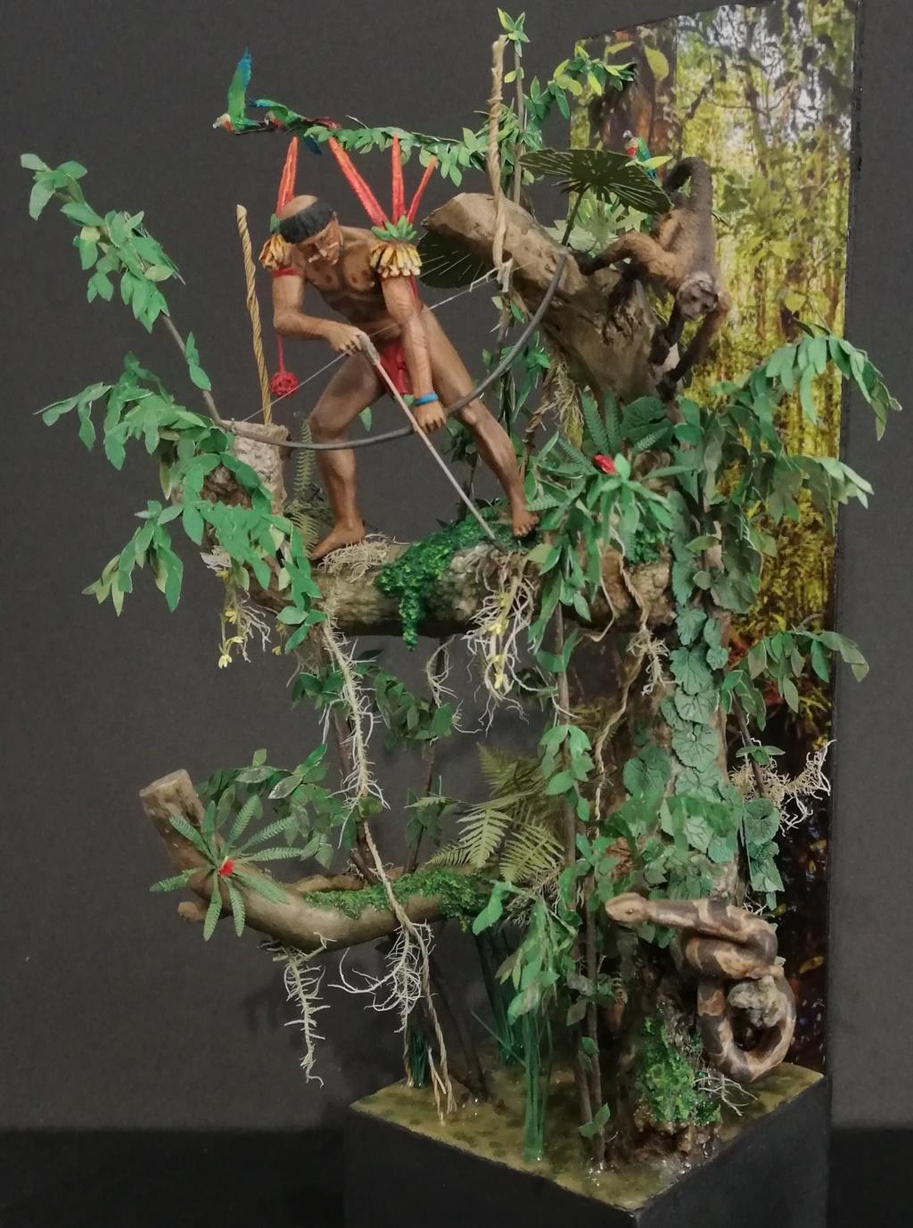 Indien Yanomani - Pièce terminée, dernières photos - Page 2 Amazo012