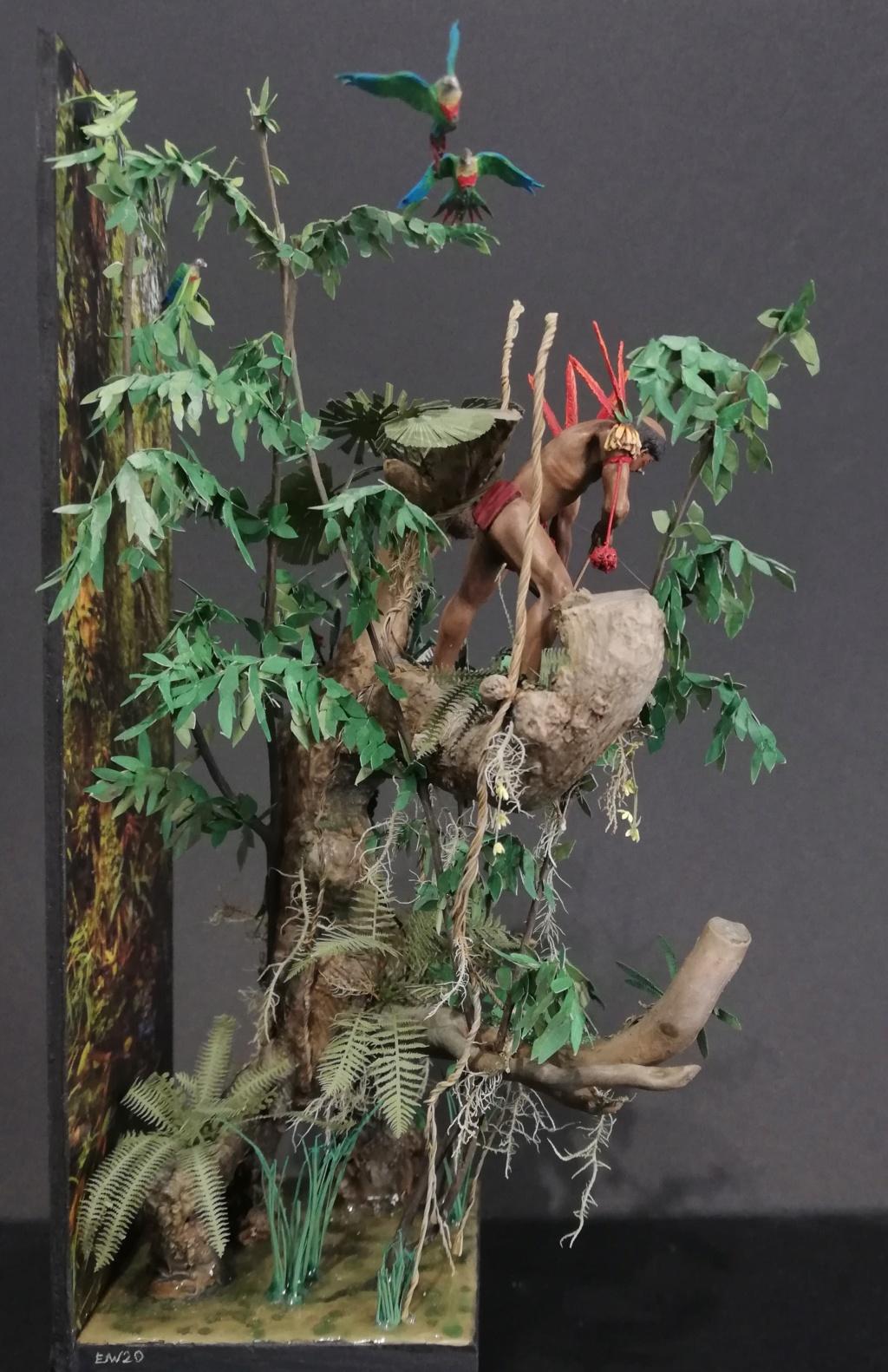 Indien Yanomani - Pièce terminée, dernières photos - Page 2 Amazo014